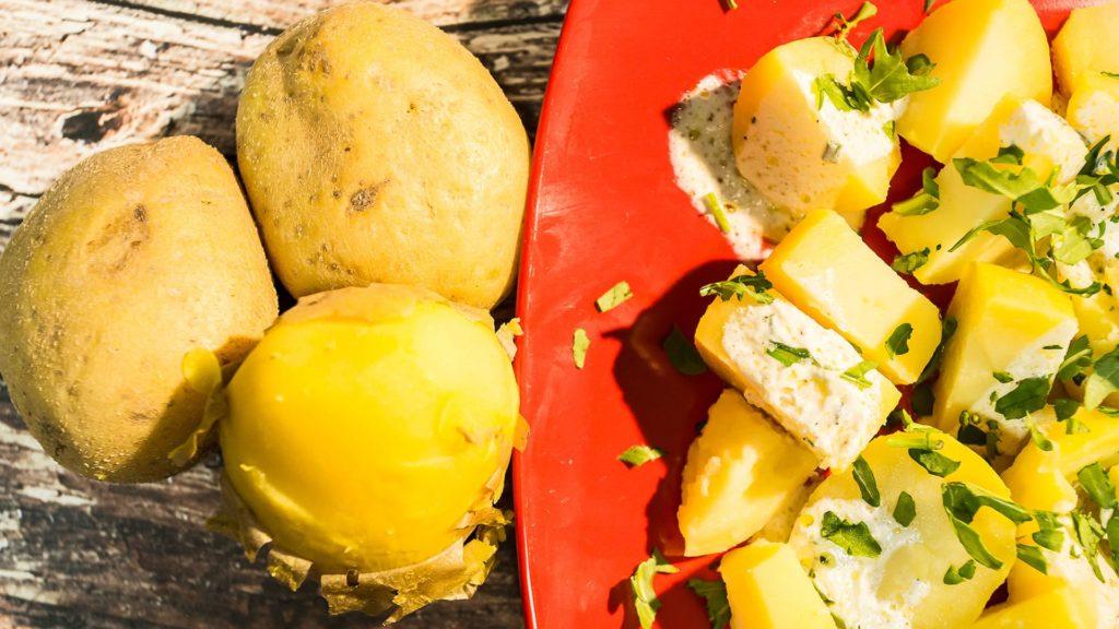 Patate bollite perfette: tempi di cottura e consigli