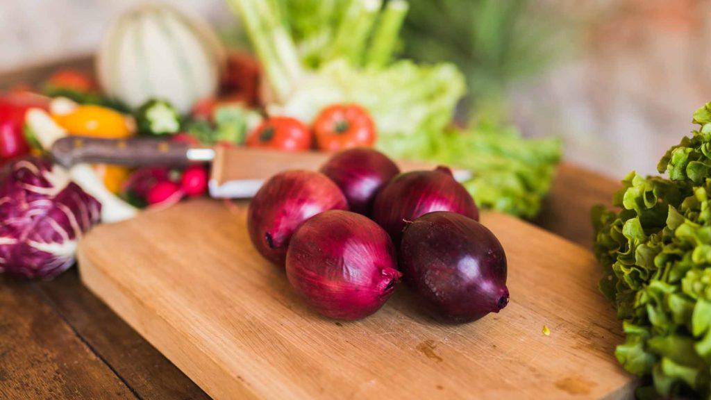 Tutti gli effetti benefici della cipolla
